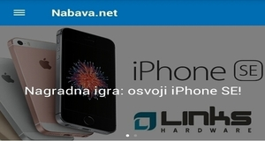 Nagradna igra: Osvoji iPhone SE