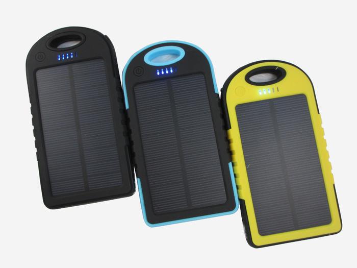 solarni power bank