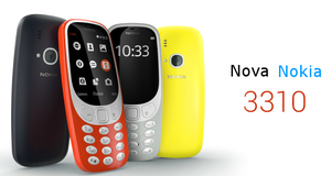 Let's make Nokia 3310 great again