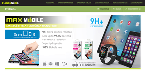 Handy shop - oprema za mobitele i tablete