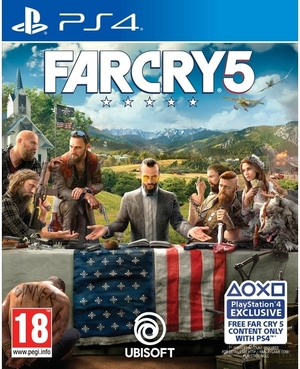 Far Cry 5 video igra