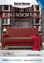 Harvey Norman - Jesen u novom ruhu