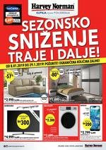Harvey Norman - Sezonsko sniženje