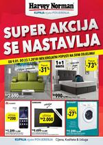 Harvey Norman - Super akcija