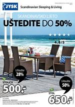 Jysk - Uštedi do 50%