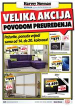 Harvey Norman - Velika rasprodaja