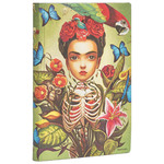 Notes 9,5x14cm-mini crte 88L Frida Paperblanks FB6532-6