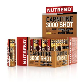 Nutrend Carnitine 3000 Shot 60 ml naranča