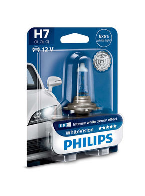 Philips WhiteVision (12V) - do 60% više svjetla - do 20% bjelije (3700K)