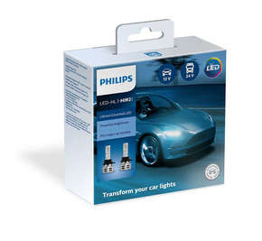 Philips Ultinon Essential LED HIR2 - 6500K