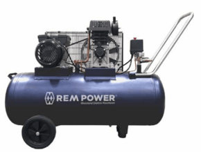 REM POWER E 349/8/100 batni kompresor