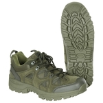 MFH Tactical Low Shoes OD green