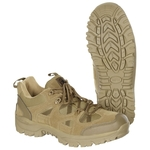 MFH Tactical Low Shoes coyote tan