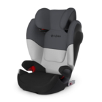 Cybex autosjedalica Solution M-Fix, 15-36 kg, siva