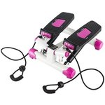 HMS S 3033 Twist Stepper with Ropes Pink