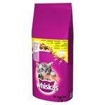 WHISKAS Junior s piletinom 14kg