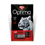 Visán Optimanova Cat Mature Chicken & Rice 8 kg