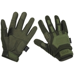 MFH Tactical Action rukavice OD green