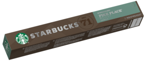 Starbucks by Nespresso® Pike Place Roast
