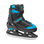 KLIZALJKE ROCES PODESIVE JOKEY ICE 2.0 BOY BLACK-BLUE