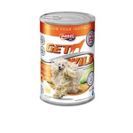 GetWild Adult Chicken & Apple konzerva za pse 1240 g