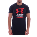 Under Armour Majica GL Foundation SS T Black S