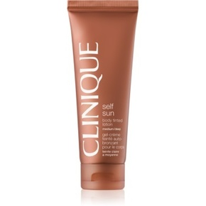 Clinique Self Sun Body Tinted Lotion proizvod za samotamnjenje 125 ml nijansa Medium/Deep