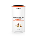 GymBeam Crispy Muesli Mix 420 g fruit & seeds