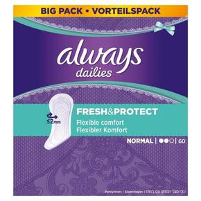 ALWAYS DNEVNI ULOSCI NORMAL FRESH 60