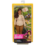 Barbie: National Geographic lutka sa majmunom - Mattel