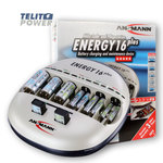 Ansmann Energy 16 Plus, tipa AAA